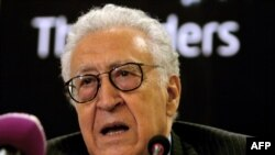Ish-ministri i jashtëm i Algjerisë Lakdar Brahimi