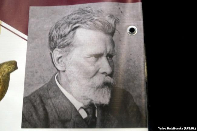 Антрополог, етнограф і археолог Федір Вовк