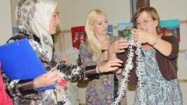 """Sanija Murati sa ženama u organizaciji """"Lady"""""""