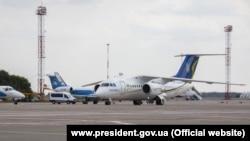 Аэропорт в Киеве