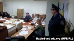 Трансляція Радіо Свобода з ОВК №223 на виборах у 2012 році