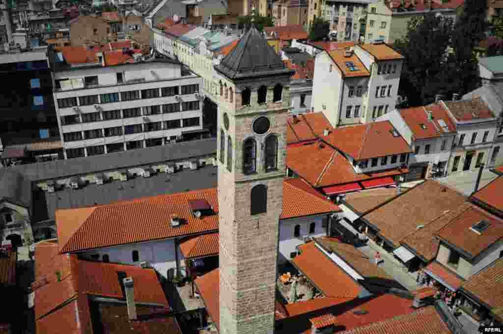Sarajevska sahat-kula #1