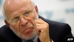Михаил Федотов, руководитель Совета при президенте РФ по правам человека и развитию гражданского общества