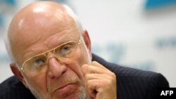Mikhail Fedotov, was appointed to head the Kremlin's human rights committee on October 12.