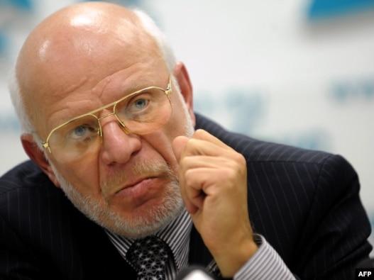 Председатель Совета по правам человека при президенте РФ Михаил Федотов