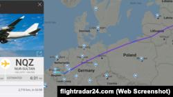 Ryanair ընկերության ինքնաթիռի հետ տեղի ունեցած միջադեպից հետո եվրոպական ավիաընկերությունները շրջանցում են Բելառուսի օդային տարածքը