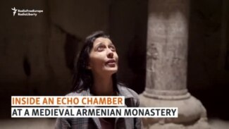The Armenian Holy Site Where Music 'Rings Like A Bell'
