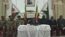 Мугабе ба истеъфо нарафт. Ӯро барканор мекунанд?