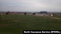 Село Закан-Юрт