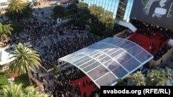 Deschiderea oficială a Festivalului Internațional de Film de la Cannes, 22 mai 2012.