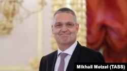 Ambasadori i BE-së në Rusi, Markus Ederer