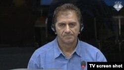 Vinko Nikolić tokom svjedočenja