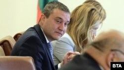 Финансовият министър Владислав Горанов. Снимката е архивна.