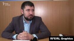 Керівник слідчого відділу Печерського управління Національної поліції в Києві Роман Яловий