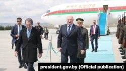 Ілюстрацыйнае фота. Аляксандар Лукашэнка прыбыў з афіцыйным візытам у Турэччыну, 16 красавіка 2019 года