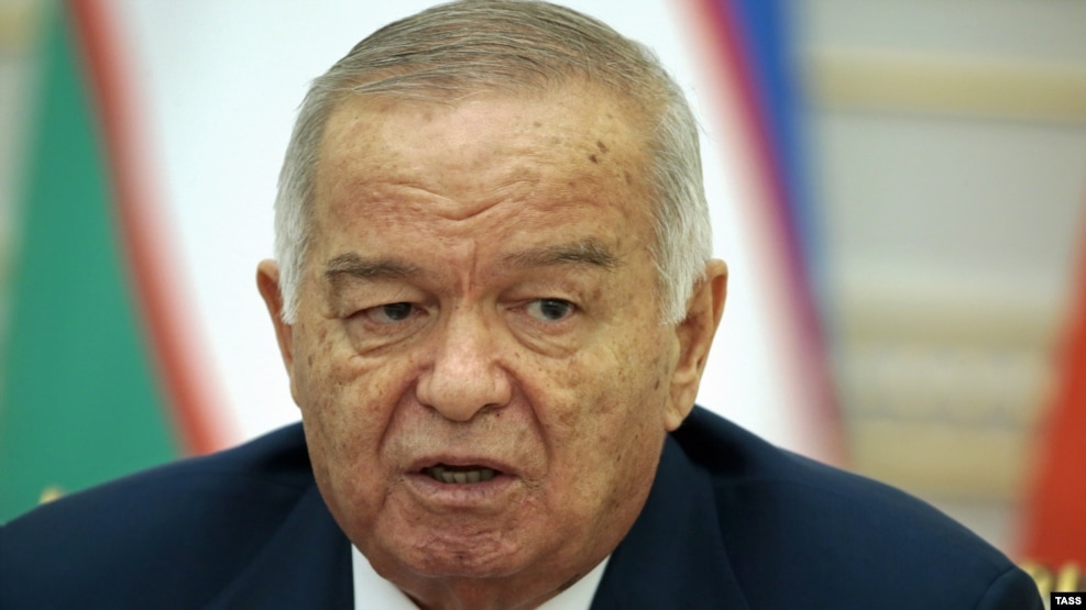 """After Karimov dies..."""