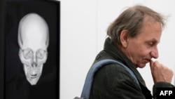 Мишель Уэльбек и рентген его черепа