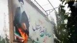 شعارهای تند علیه رهبر جمهوری اسلامی در اعتراضهای آبان ۹۸ بیشتر از دورههای قبل شنیده شد.
