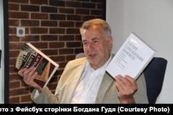 Богдан Гудь, дослідник тематики Волинських подій