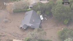 Во Калифорнија по пожарите, поплави и лизгање на земјиштето