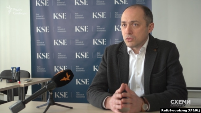 Професор Київської школи економіки Олег Нів'євський