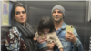 Iran Sentences A Popular Instagram Couple In Self-Exile To Jail, Lashes
