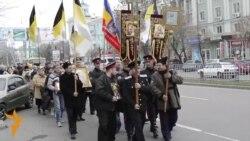 У Луганську збирали підписи за вступ до Митного союзу