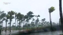 Uraganul Irma a ajuns în statul american Florida