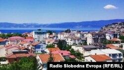 Поглед на Охрид