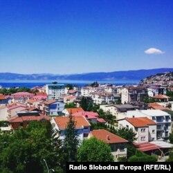 Qyteti i Ohrit, foto nga arkivi