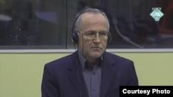 Berko Zečević u sudnici, 18. veljače 2011, foto: ICTY
