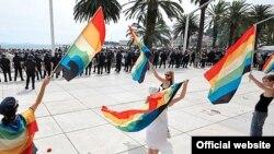 Гей-парад в Хорватии. Иллюстративное фото.