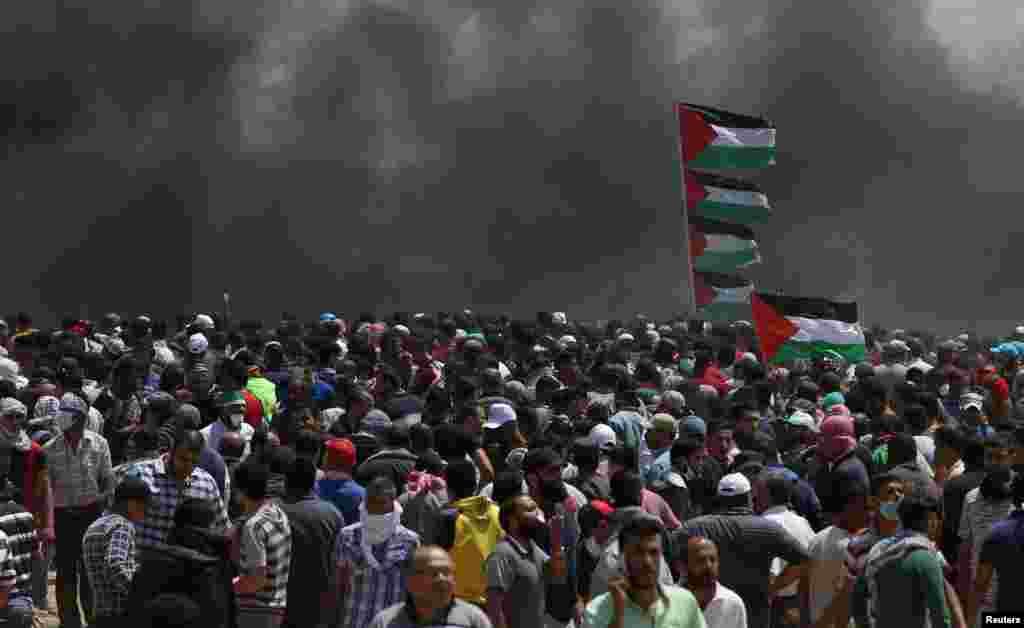 Палестиналықтар Шығыс Иерусалим өздерінің болашақ мемлекетінің астанасы болғанын қалайды. Израиль Шығыс Иерусалимді басып алып, қаланы өзінің астанасы деп жариялаған.