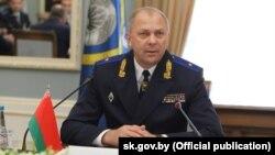 Іван Наскевіч, старшыня Сьледчага камітэту Беларусі