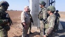 Ռուս և թուրք զինծառայողները երկրորդ անգամ համատեղ պարեկություն իրականացրեցին Սիրիայի հյուսիսում