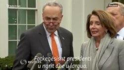 Dështon takimi i presidentit Trump me udhëheqësit demokratë