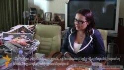 Հարցազրույց հայտնի բարերար, գործարար Լևոն Հայրապետյանի դստեր հետ: