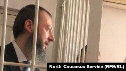 Магомед Хазбиев в суде