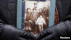 Під час вшанування у Києві жертв Голодомору-геноциду 1932–1933 років в Україні