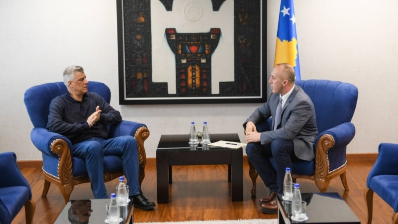 Kosovar President Says Russia Will Support Reconciliation With Serbia