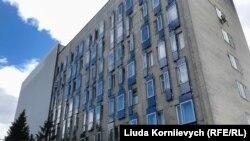 Будівля у Києві, де розташувалася Національна служба здоров'я України
