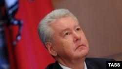 Moscow Mayor Sergei Sobyanin