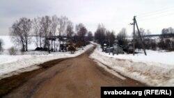 Від на Шэіна з боку Смаленску