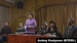 Поэтические чтения в санатории Солигалича
