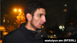 Шаген Арутюнян беседует с Радио Азатутюн, Ереван, 27 февраля 2017 г.