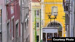 Vedere din Lisabona