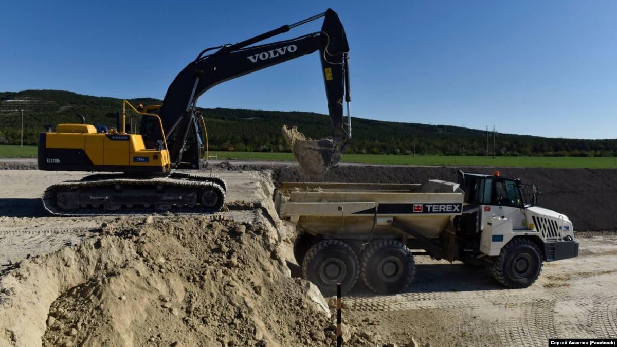Урочище «Артезіан» в анексованому Криму під загрозою через видобуток піску – МінТОТ