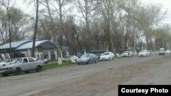 Тошкент шаҳри Учтепа туманидаги йўл