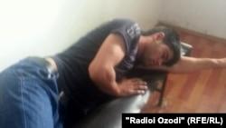 Один из пострадавших школьников в столичной клинике