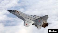 МиГ-31 истребителі (Көрнекі сурет).